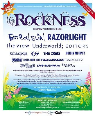 rockness 2008