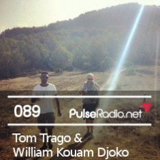 2012-08-21 - Tom Trago & William Kouam Djoko - Pulse Radio Podcast 089.jpg
