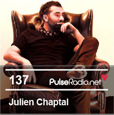 2013-08-05 - Julien Chaptal - Pulse Radio Podcast 137.jpg