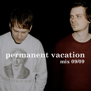 2009-09 - Permanent Vacation - Studio Mix.jpg