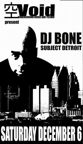 2008-12 - DJ Bone @ Subject Detroit, Void, Shanghai.JPG