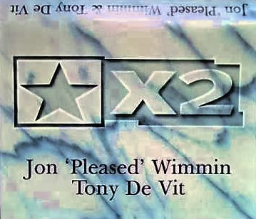 1998 - Jon Pleased Wimmin & Tony De Vit - Stars X2.jpg