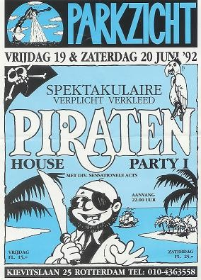 1992-06 - Unknown @ Parkzicht - Piraten House Party I.jpg