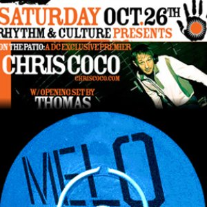 2013-11-04 - Chris Coco - Melodica (Eighteenth Street Lounge).jpg