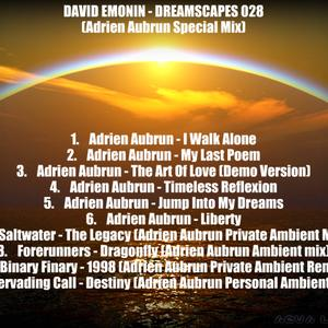 2009-08 - David Emonin - Dreamscapes 028 (Adrien Aubrun Production Mix).jpg