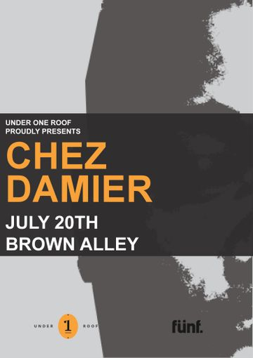 2012-07-20 - Chez Damier - Under One Roof, Brown Alley.jpg