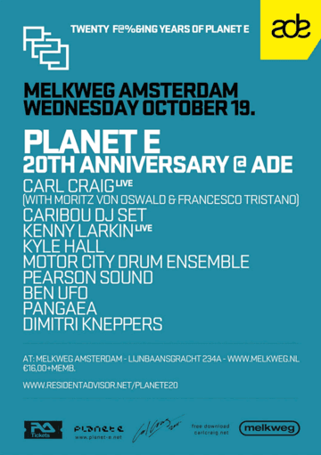 2011-10-19 - 20 Years Planet E, Melkweg, ADE.png