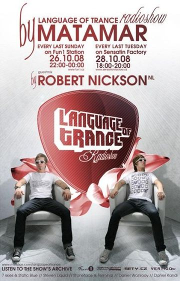 2008-10-26 - Matamar, Robert Nickson - Language Of Trance.jpg