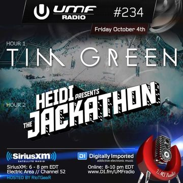 2013-10-04 - Tim Green, Heidi - UMF Radio 234 -2.jpg