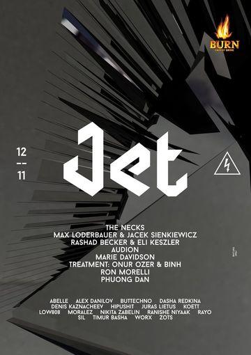 2016-11-12 - Max Loderbauer & Jacek Sienkewicz @ Jet, Arma17, Moscow (Arma  Podcast 184) | DJ sets & tracklists on MixesDB