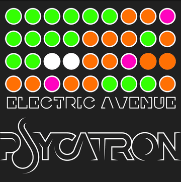 2011-11-28 - Psycatron (The Ulster Hall) - Electric Avenue 008, Proton Radio.png