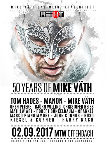 2017 09 02 Tom Hades 50 Years Of Mike Väth Mtw Offenbach Rhythm Convert Ed 313