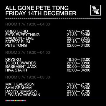 2012-12-14 - All Gone, The Warehouse Project, Timetable.jpg