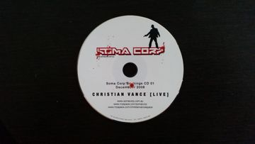 2008-12-00 Soma Corp (Melbourne) Blow Your Own Way 5th Birthday Promo CD - Christian Vance Live.jpg