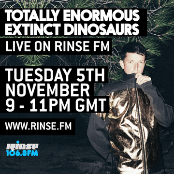 2013-11-05 - Totally Enormous Extinct Dinosaurs - Rinse FM.png