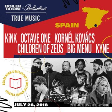 2018 07 26 kink live pa true music south spain boiler room
