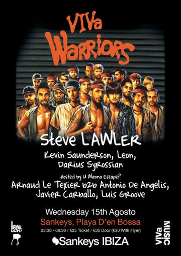 2012-08-15 - VIVa WaRRIORS, Sankeys.jpg