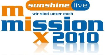 Mix Mission 2010, Sunshine Live.jpg