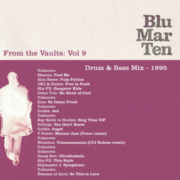 1995 - Blu Mar Ten - From The Vaults Vol.9 - Drum & Bass Mix.jpg