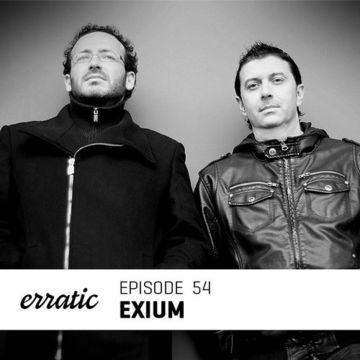 2013-10-12 - Exium - Erratic Podcast 54.jpg