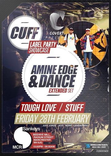 2014-02-28 - CUFF Label Party Showcase, Sankeys.jpg