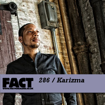 2011-09-26 - Karizma - FACT Mix 286.jpg