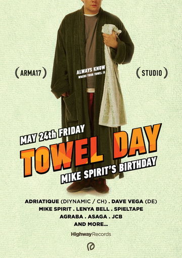 2013-05-24 - Towel Day - Mike Spirit's Birthday, Arma17.jpg