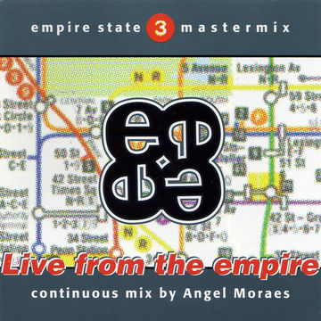 1996 - Angel Moraes - Empire State Mastermix 3 - Live From The Empire (Promo Mix) (front).jpg