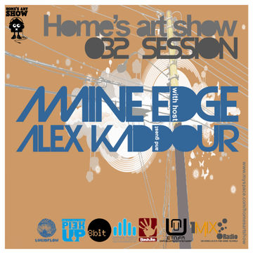 2011-05 - Amine Edge, Alex Kaddour - Home's Art Show 032.jpg