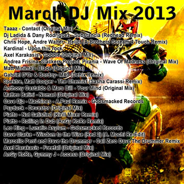 2013-03-20 - Dave The Drummer - March Promo Mix.jpg