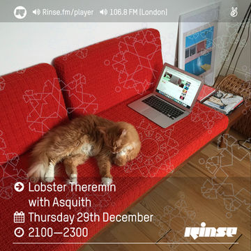 2016-12-29 - Asquith - Lobster Theremin, Rinse FM.jpg
