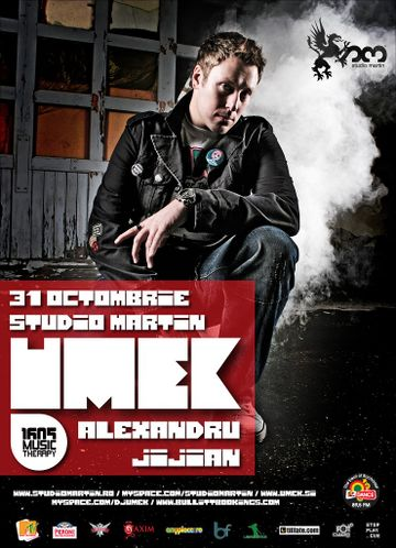2009-10-31 - Umek @ Studio Martin, Bucharest.jpg