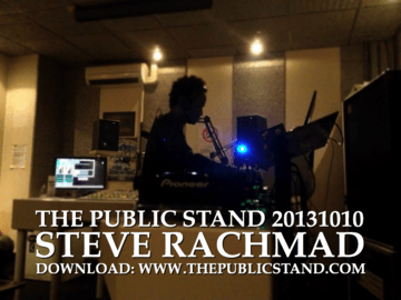 2013-10-10 - Rolf Mulder, Steve Rachmad (Live) - The Public Stand.png