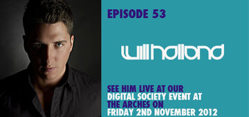 2012-10-30 - Will Holland - Colours Radio Podcast 53.jpg