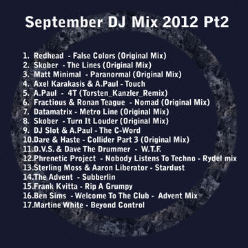 2012-09-20 - Dave The Drummer - September Promo Mix.jpg