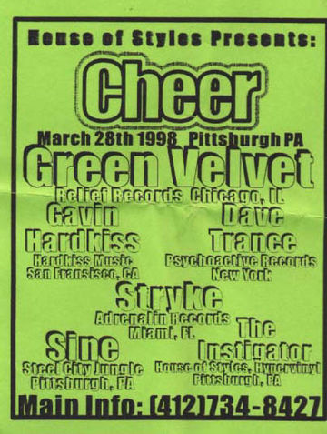 1998-03-28 - Green Velvet @ Cheer, Irish Center, Pittsburgh.jpg