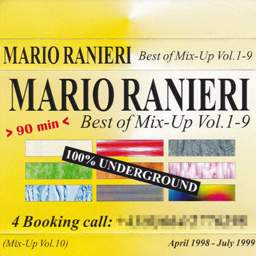 1999-07-01 - Mario Ranieri - Mix-Up Vol. 10, Best Of Mix-Up Vol. 1-9 (Promo Mix).jpg