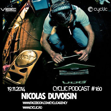 2014-11-19 - Nicolas Duvoisin - Cyclic Podcast 160.jpg