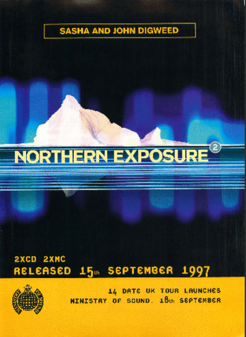 1997-09-15 - Northern Exposure 2 - 6 Years Ministry Of Sound.png