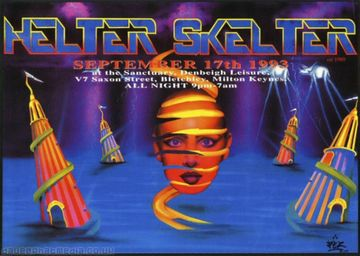 1993-09-17 - DJ Rap @ Helter Skelter, Sanctuary Music Arena