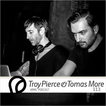 2014-01-30 - Troy Pierce, Tomas More - Arma Podcast 113.jpg