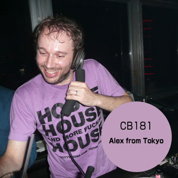 2013-08-06 - Alex From Tokyo - Clubberia Podcast (CB181).jpg