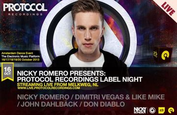 2013-10-16 - Nicky Romero & Friends, Protocol Label Night, ADE, Melkweg-2.jpg