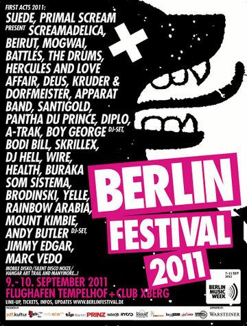 2011-09-09 - Boys Noize @ Berlin Festival | DJ sets