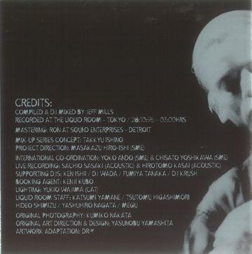 1995 10 28 Jeff Mills The Liquid Room Tokyo Dj Sets Tracklists On Mixesdb