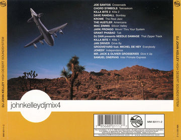 1999-04-28 - John Kelley - High Desert Soundsystem (Back).jpg