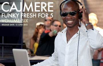 2012-06-12 - Cajmere - Cajmere's Funky Fresh For 5 (Volume Six).jpg