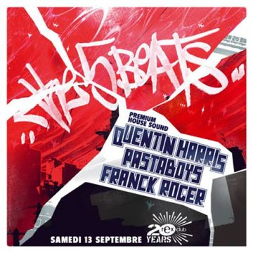 2008-09-13 - Quentin Harris, DJ Rame, Franck Roger @ The 5 Beats, Rex Club.jpg