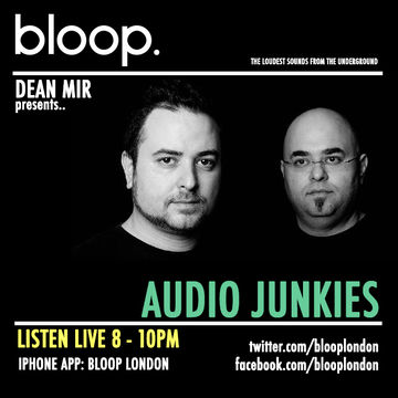 2014-10-10 - Dean Mir, Audio Junkies - Dean Mir Show, BloopLondon.jpg