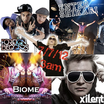 2012-07-07 - Foreign Beggars, Xilent, Biome, Enter Shikari - Annie On One.jpg